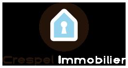 Logo Crespel Immobilier